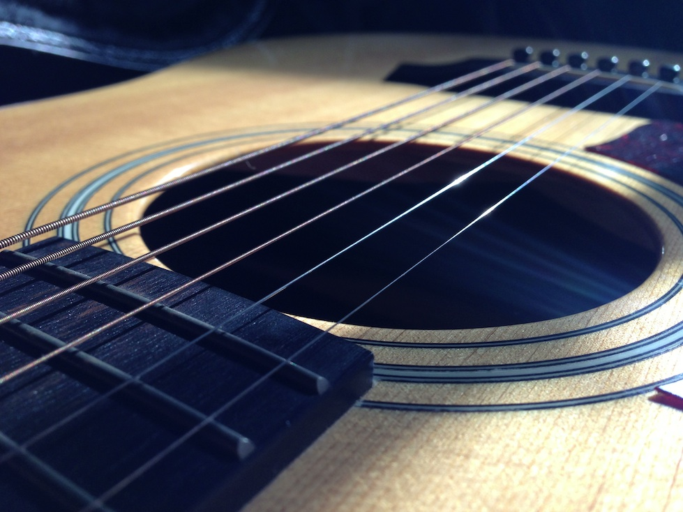 Acoustic Guitar Loops and Samples for Songwriters